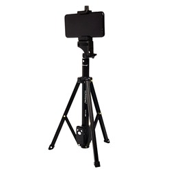 Штатив Yunteng VCT-1688 Stand+Holder (black)